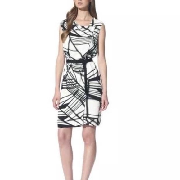 3.1 Phillip Lim for Target Dresses & Skirts - 3.1 Phillip Lim Powerline Print Belted Dress